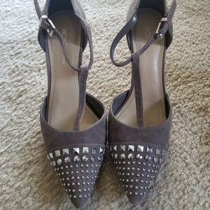 Studded BCBG Stilettos